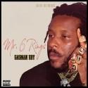 Gasman Uby - Mr. 6 Rings mixtape cover art