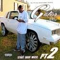 Gator Slim - Str8t Drop Muzic 2 mixtape cover art