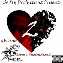G.B. Carter - Lovers & Heartbreakers 2 mixtape cover art