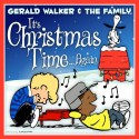 Gerald Walker & The Family - It's Christmas Time Again mixtape cover art