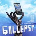 Gillepsy - 2015 (Online Odyssey II) mixtape cover art