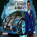 Gini - Gini F. Kennedy mixtape cover art