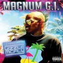 Gizzle McFly - Magnum G.I. (The Complete First Season) mixtape cover art