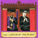 GLC & Get Gwop - The Pulpit mixtape cover art
