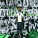 GMRS Rio - No Favors mixtape cover art