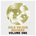 Gold Velour Records Compilation Volume One mixtape cover art