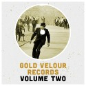 Gold Velour Records Compilation Volume Two mixtape cover art