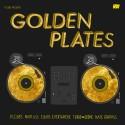 Golden Plates mixtape cover art
