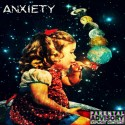 Gold'n Haze - Anxiety mixtape cover art