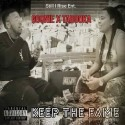 Goonie & Tabooka - Keep The Fame mixtape cover art