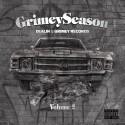 Grimey Season 2 mixtape cover art