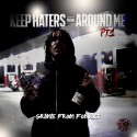 Grimie - Keep Haters From Around Me mixtape cover art