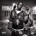 Gucci Mane - Brick Factory 3 mixtape cover art
