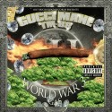 Gucci Mane & 808 Mafia - Gas (World War 3) mixtape cover art