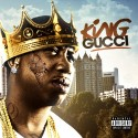 Gucci Mane - King Gucci mixtape cover art
