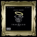 Gucci Mane - Trap God mixtape cover art