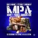 Gucci Mane & PeeWee Longway - Money, Pounds, Ammunition mixtape cover art