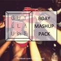 Guillaume - Bday Mashup Pack mixtape cover art
