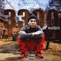 Gunja - 3300 Or Nothin mixtape cover art