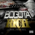 Gunplay - Bogota Rich mixtape cover art