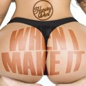 Harvey D3nt - When I Make It mixtape cover art