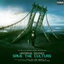 Hazardis Soundz - Save The Culture mixtape cover art