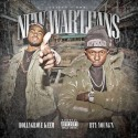 Hollygrove Keem & BTY Young'n - New War'leans mixtape cover art