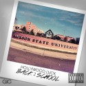 Hollywood Luck - Back2School mixtape cover art