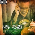 $hop With Ken - #NewRules mixtape cover art
