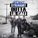 Hot Boy Crew - Straight Outta Lil Cali mixtape cover art