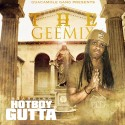 Hot Boy Guttah - The Geemix mixtape cover art