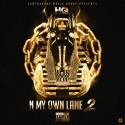HQ - N' My Own Lane 2 mixtape cover art