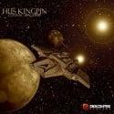 Hus Kingpin - Cognac Spaceship mixtape cover art