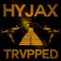 Hyjax - TRVPPED EP mixtape cover art