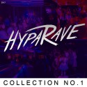 HypaRave Collection No.1 Edit Pack mixtape cover art