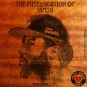 IAMSU! - The Miseducation Of IAMSU! mixtape cover art