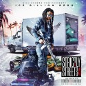 Ice Billion Berg - Strictly For The Streets 4 mixtape cover art