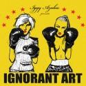 Iggy Azalea - Ignorant Art mixtape cover art