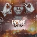 Ijah Iba - Forever Blaze mixtape cover art