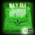 Illy Ali - Sandwhich Bag Shawty The Album mixtape cover art