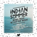 Indian Summer - No Sleep Ever mixtape cover art