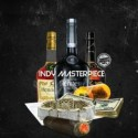 Indy Masterpiece mixtape cover art
