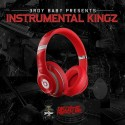 Instrumental Kingz mixtape cover art