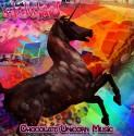 Intellitard - Chocolate Unicorn Music mixtape cover art