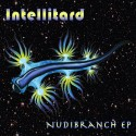 Intellitard - The Nudibranch EP mixtape cover art