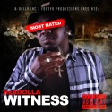 itsAdolla - Witness mixtape cover art