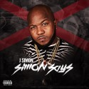 J. Simon - Simon Says mixtape cover art