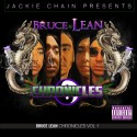 Jackie Chain - Bruce Lean Chronicles mixtape cover art