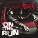 Jackie Chain - On The Run mixtape cover art