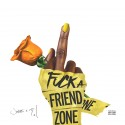 Jacquees & Dej Loaf - F*ck A Friend Zone mixtape cover art